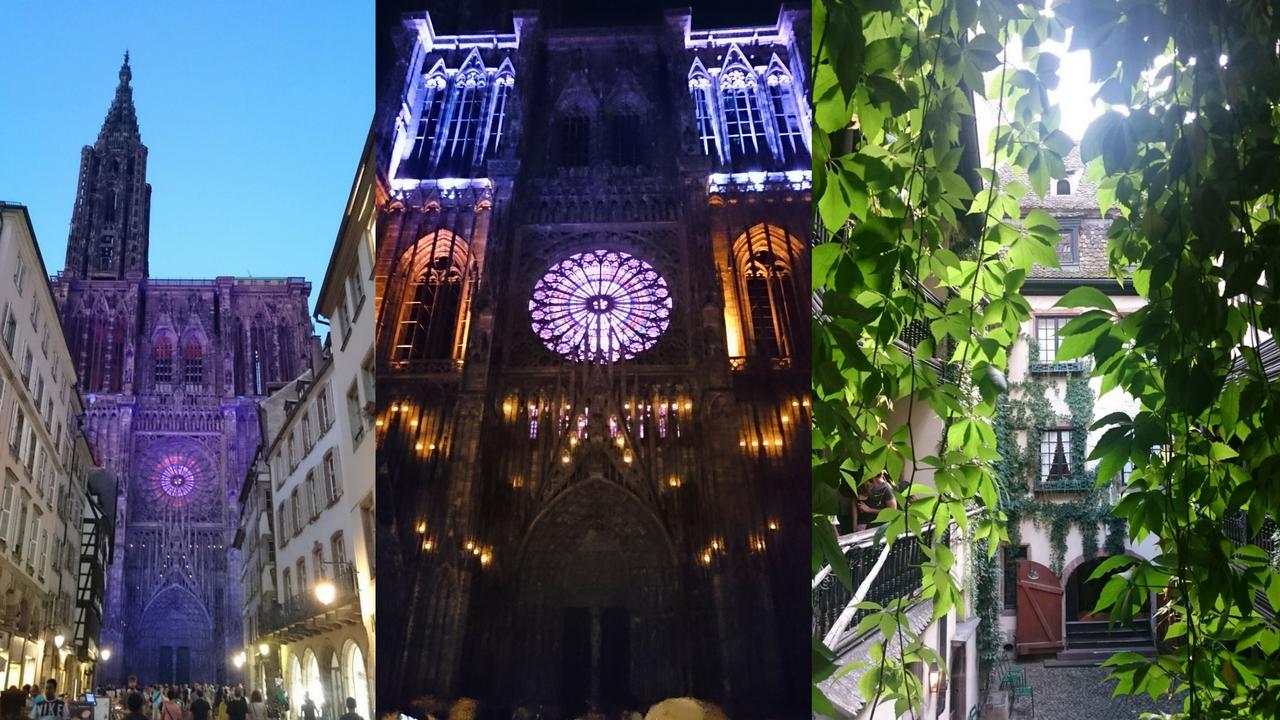 Kathedrale und Alsace