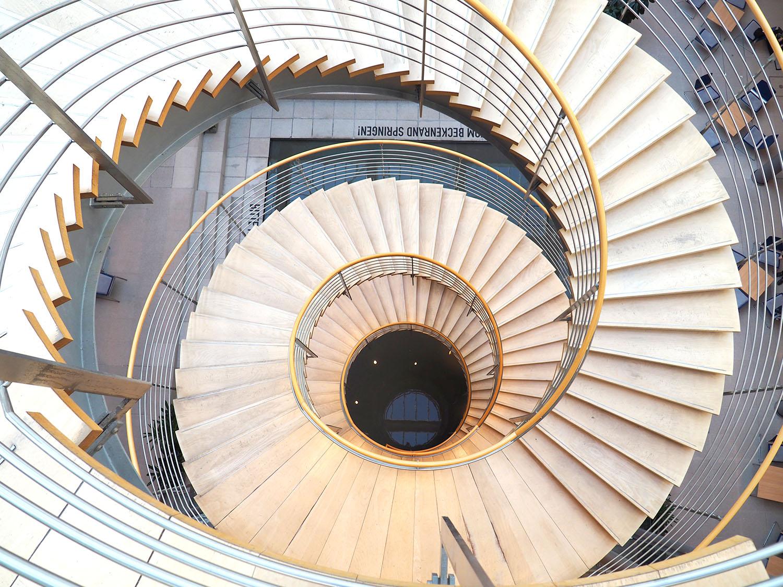 Runde Treppe CCL