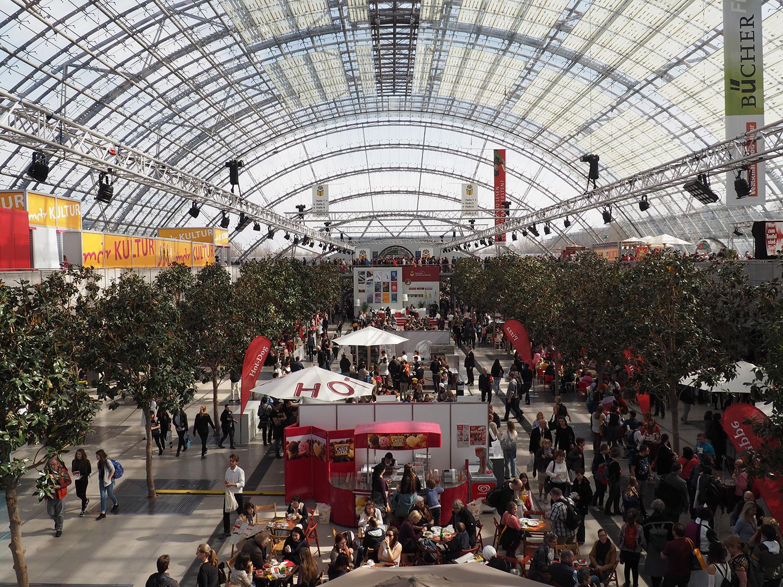 Glashalle Messe Leipzig