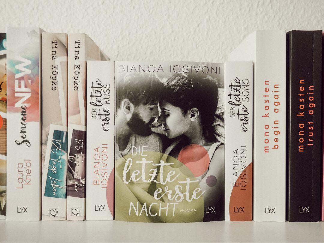 First 3: Die letzte erste Nacht – Bianca Iosivoni